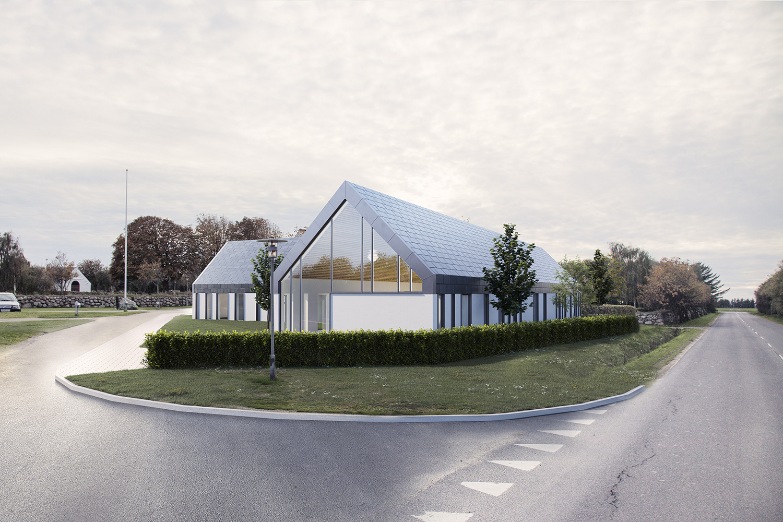 Jetmark Kirkecenter view